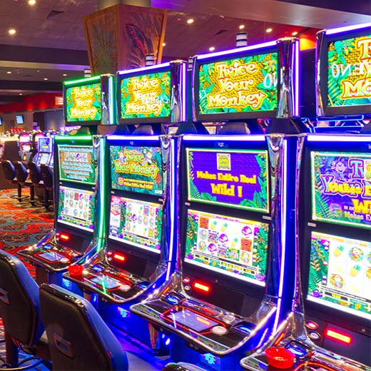 Red Wind Casino Slots